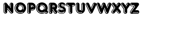 SG Frankfurter SB Highlight Font UPPERCASE