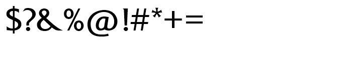 SG Fritz Quadrata SH Regular Font OTHER CHARS