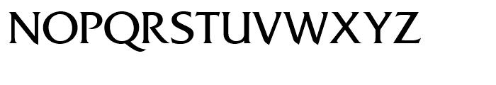 SG Fritz Quadrata SH Regular Font UPPERCASE
