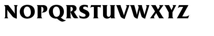 SG Fritz Quadrata SH SB Bold Font UPPERCASE