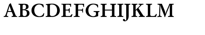 SG Garamond No 1 SB Medium Font