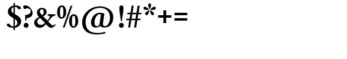 SG Garamond No 2 SH Medium Font OTHER CHARS
