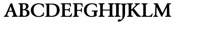 SG Garamond No 2 SH Medium Font UPPERCASE