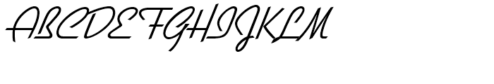 SG Gillies Gothic SB Light Font UPPERCASE