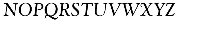 SG Goudy Catalogue SB Italic Font UPPERCASE