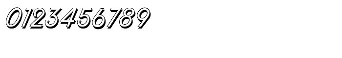 SG Harlow SH Regular Font OTHER CHARS