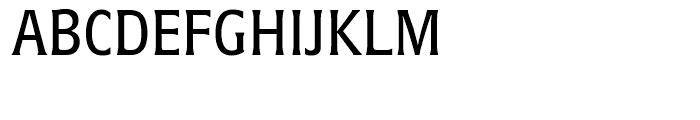 SG O SB Regular Font UPPERCASE
