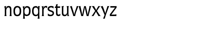 SG O SB Regular Font LOWERCASE