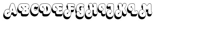 SG Octopuss SH Shaded Font UPPERCASE
