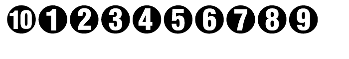 SG Pi Layout CH 1 SB Regular Font OTHER CHARS