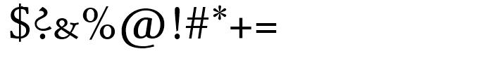 SG Schneidler SB Medium SC Font OTHER CHARS