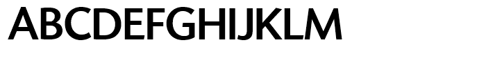 SG Today Sans Serif SH Medium Font UPPERCASE