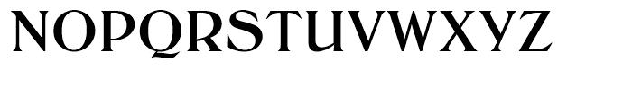 SG Trieste SB Bold Font UPPERCASE