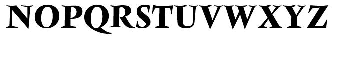 SG Vendome SH Medium Font UPPERCASE
