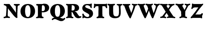SG Verona SB Extra Bold Font UPPERCASE