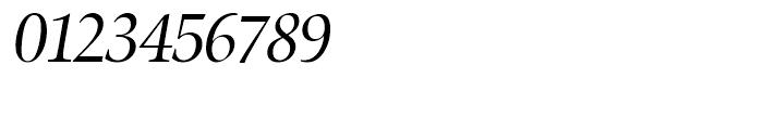 SG Zapf Renaissance Antiqua SH Book Italic Font OTHER CHARS