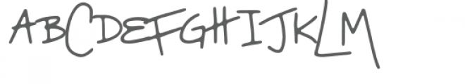 sg angry note font Font UPPERCASE