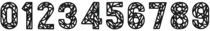 SHEER SANS Regular otf (400) Font OTHER CHARS