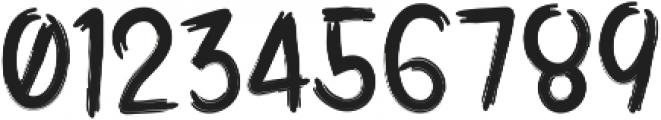 SHUIMU Brush ttf (400) Font OTHER CHARS