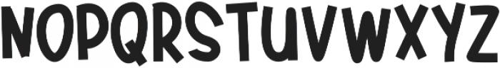 SHUIMU Strong ttf (400) Font UPPERCASE