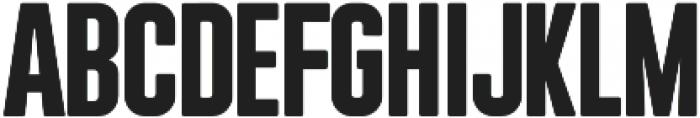 Shadow Fighter ttf (400) Font UPPERCASE