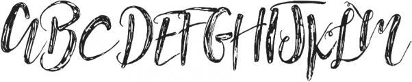 Shakeoff otf (400) Font UPPERCASE