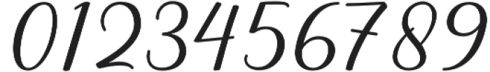 Shalinta otf (400) Font OTHER CHARS