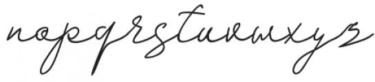 Shangrela otf (400) Font LOWERCASE