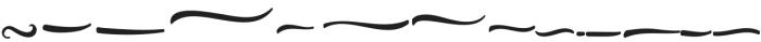 Shanthans Swash Regular otf (400) Font LOWERCASE