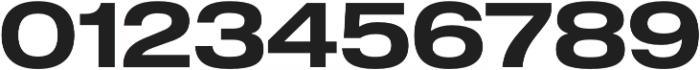 Shapiro 65 Light Heavy Wide otf (300) Font OTHER CHARS