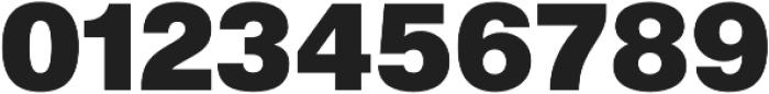 Shapiro 95 Super otf (400) Font OTHER CHARS
