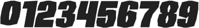Sharka 02_Italic otf (400) Font OTHER CHARS