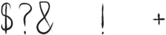 Sharktooth ttf (400) Font OTHER CHARS
