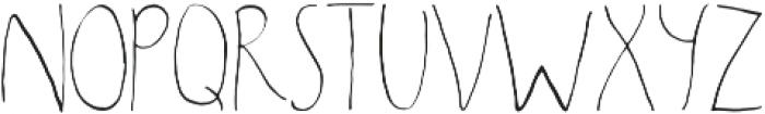 Sharoon otf (400) Font UPPERCASE