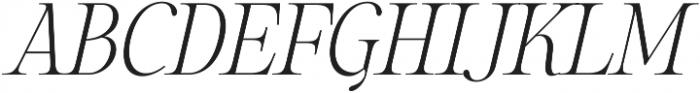 Sharpe ttf (100) Font UPPERCASE
