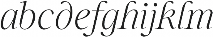 Sharpe ttf (100) Font LOWERCASE