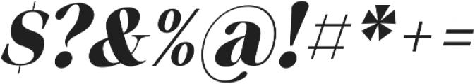 Sharpe ttf (900) Font OTHER CHARS