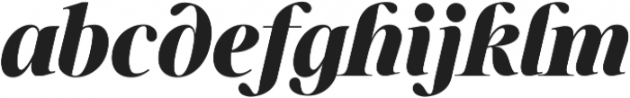 Sharpe ttf (900) Font LOWERCASE