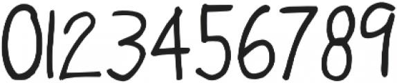 Sharpie Fumes Mono Regular otf (400) Font OTHER CHARS