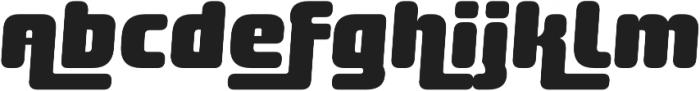 Sheaff Regular otf (400) Font LOWERCASE