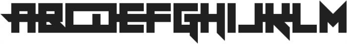 Sheeping Dogs ttf (400) Font UPPERCASE