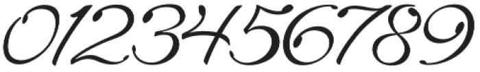 Sheila otf (400) Font OTHER CHARS