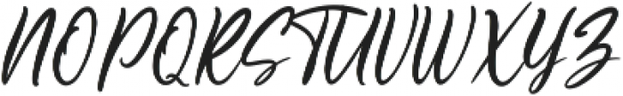 Sheltone otf (400) Font UPPERCASE