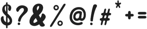 Sheraton otf (400) Font OTHER CHARS