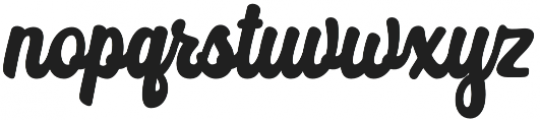 Sheraton otf (400) Font LOWERCASE