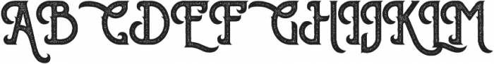 Sherlock Press otf (400) Font UPPERCASE