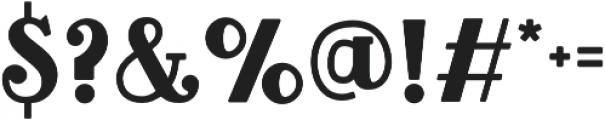 Sherlock Pro otf (400) Font OTHER CHARS