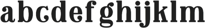 Sherlock Pro otf (400) Font LOWERCASE