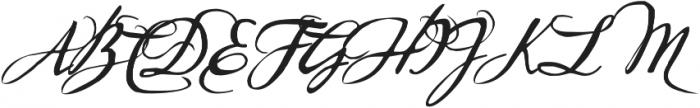 Sherlock Script3 otf (400) Font LOWERCASE