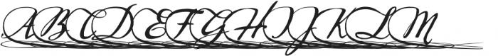 Sherlock Script7 otf (400) Font LOWERCASE